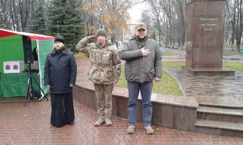 В Авдеевке отметили День достоинства и свободы (ФОТО), фото-3
