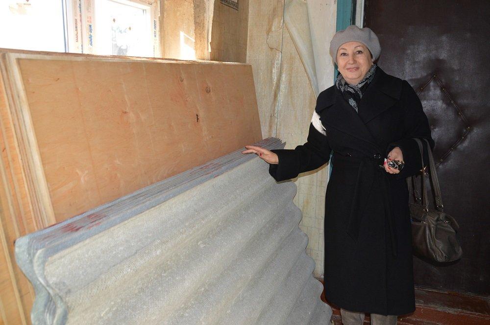 АКХЗ помогает восстанавливать жильё работникам предприятия, фото-2