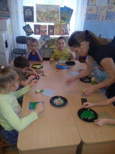 В детских садах Авдеевки прошли семейные мастер-классы (ФОТО), фото-1