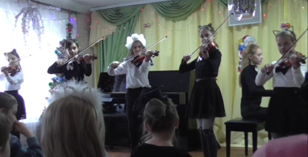 Оркестровый отдел авдеевской музыкальной школы дал отчетный концерт (ФОТОФАКТ), фото-1
