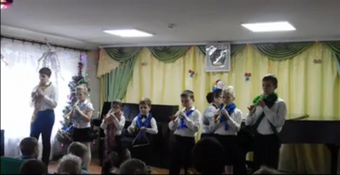 Оркестровый отдел авдеевской музыкальной школы дал отчетный концерт (ФОТОФАКТ), фото-4