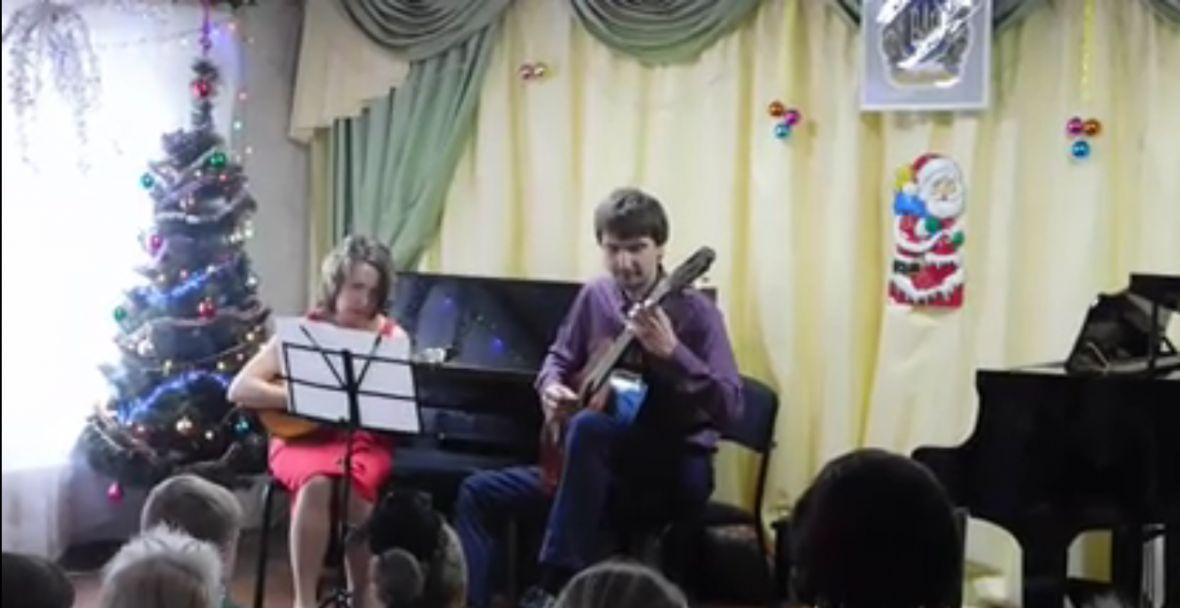 Оркестровый отдел авдеевской музыкальной школы дал отчетный концерт (ФОТОФАКТ), фото-2