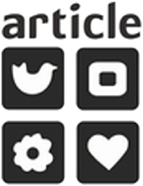 Артикль-лого