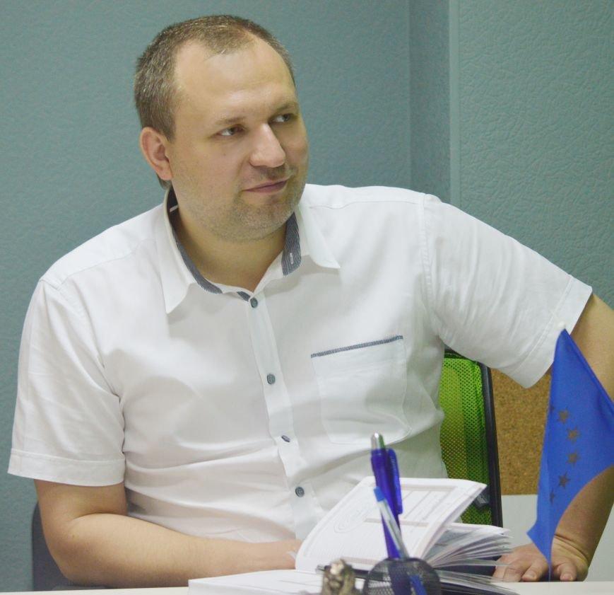 Жиденко Фото для інтервю