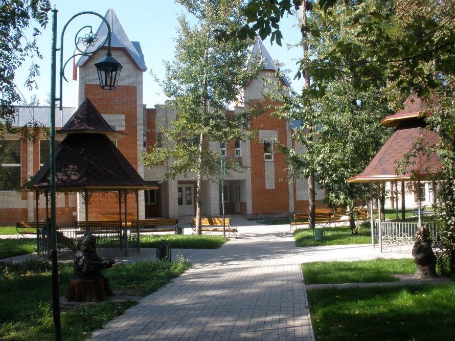 Культурно-оздоровчий комплекс влітку