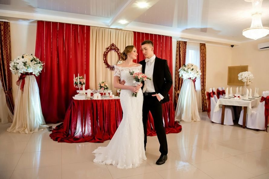 свадьба в дилиф