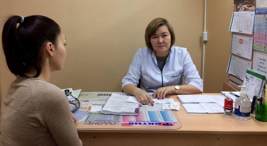 гастроэнтеролог в Актау Акерке