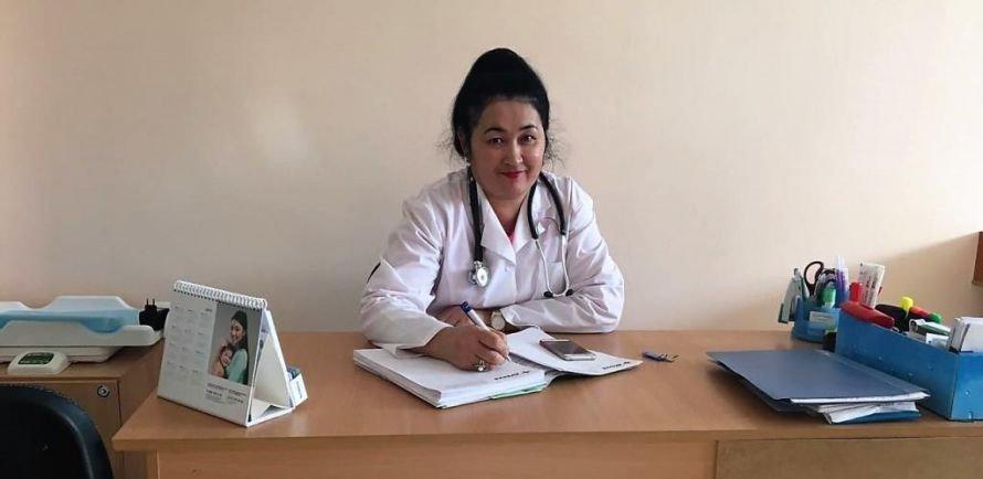 педиатр и аллерголог в Актау Акерке