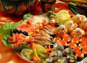 Холодные закуски от дяди Гадима