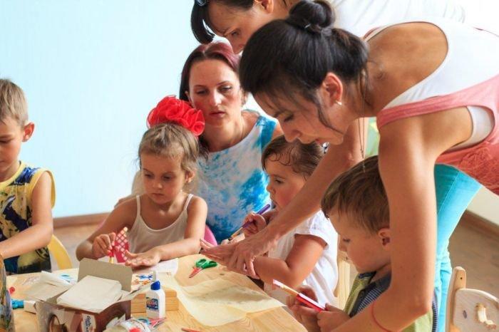 творчество для детей кривой рог талантвилль