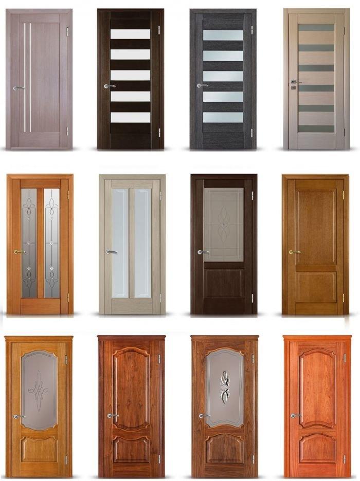 Каталог межкомнатных дверей Терминус