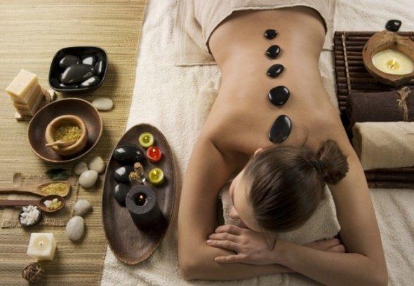 9 Стоун терапия