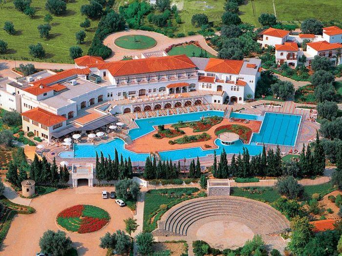 Miramare Hotel Eretria 4о. Эвия