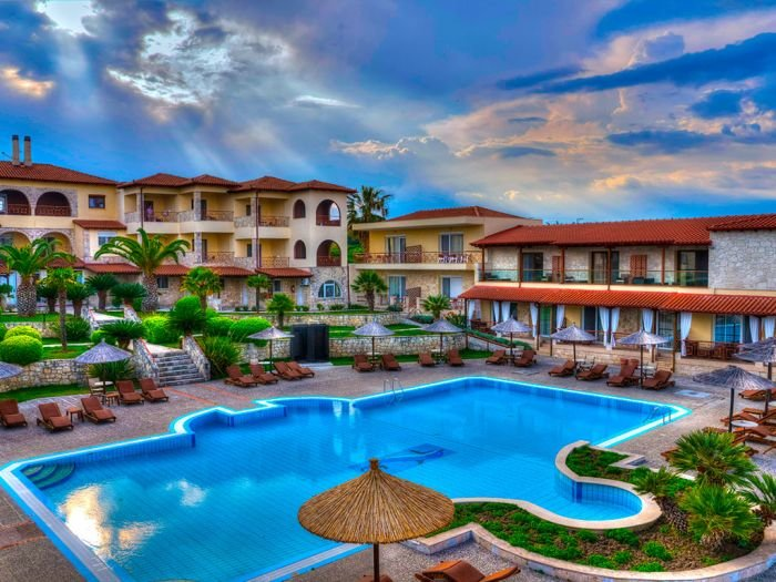 Kassandra Bay Hotel4Халкидики-Кассандра