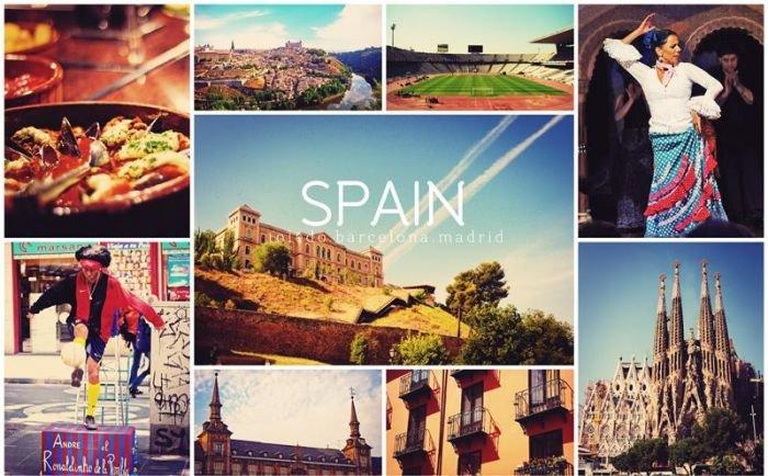 Испаниия