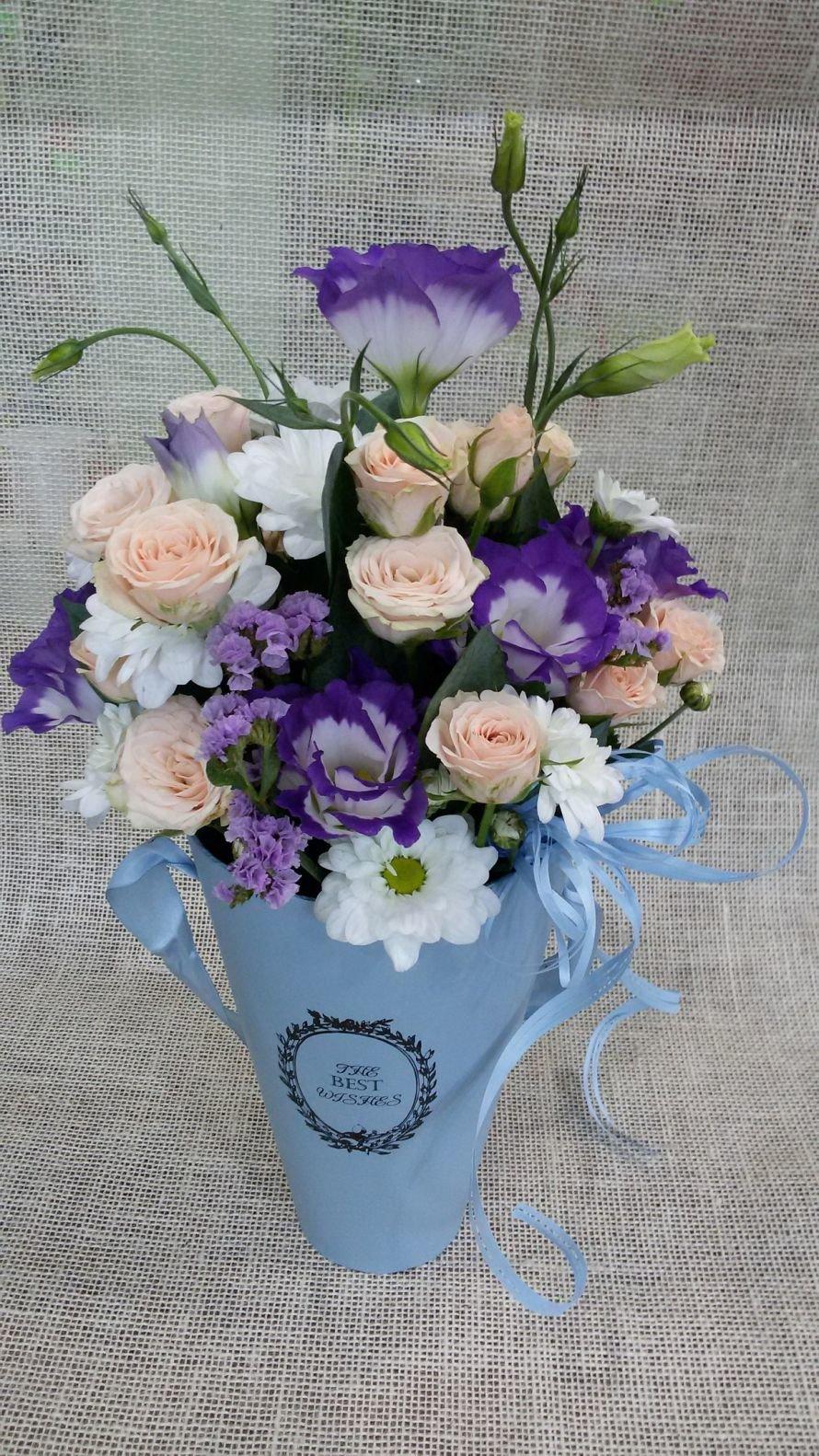 Аленький цветочек, цветочный салон в Кропивницком