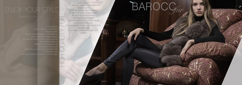 Barocc / Барок, салон меха в Кропивницком