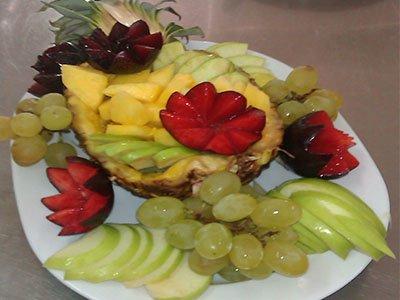 Меню десерт 5