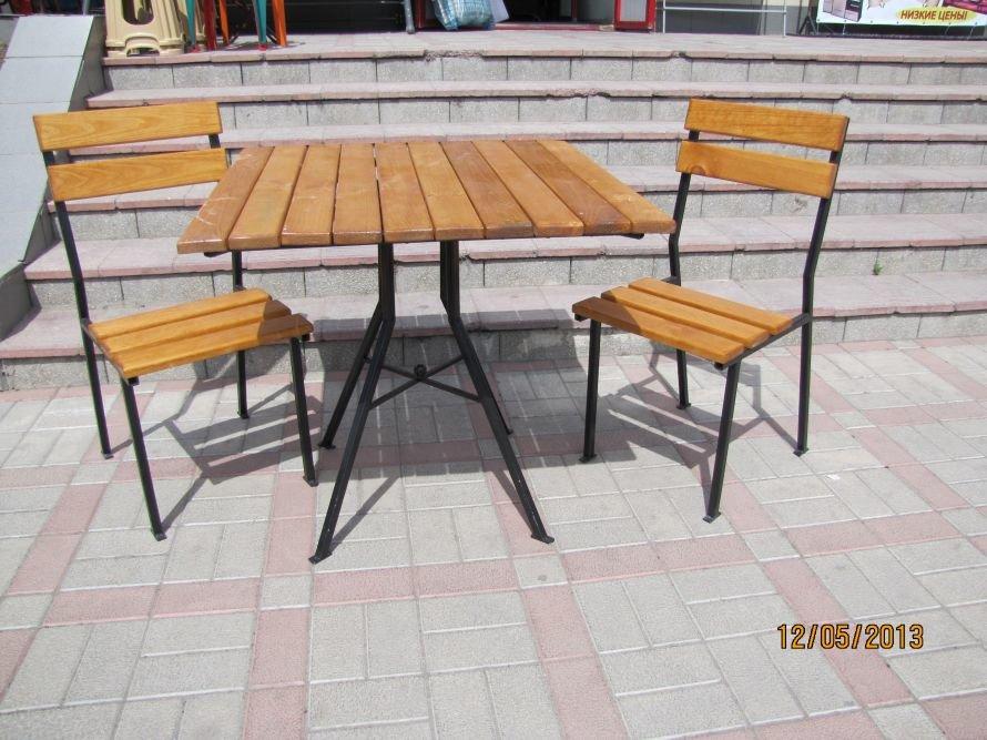 Уличная мебель, фото-5