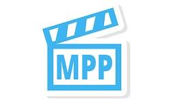 Логотип MPP Синий