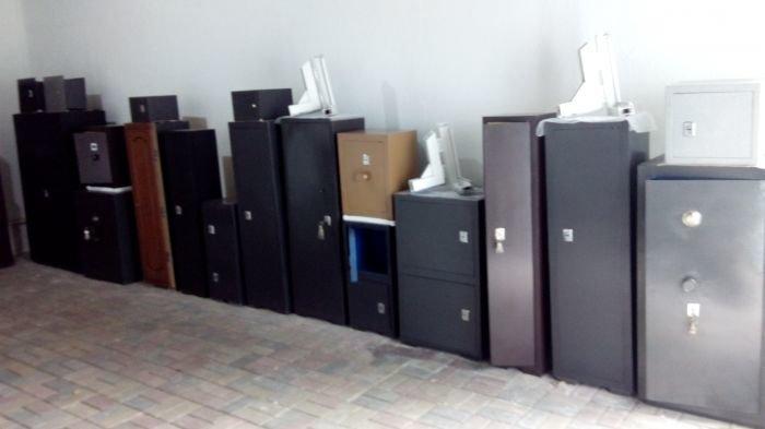 производитель сейфов в Украине Хеопс-уют