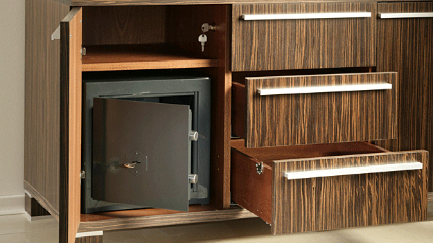 сейфы встроенные в мебель в Киеве, Хеопс-уют, купить сейфы в Киеве