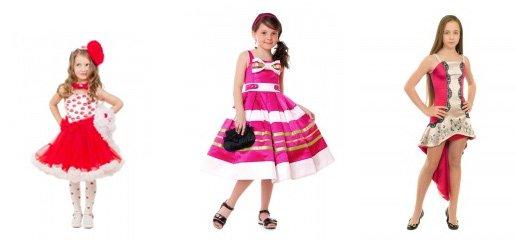 Платья на выпускной для девочек от 4 до 11 лет