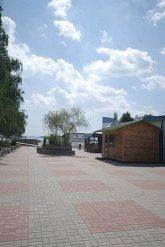 Тротуарная плитка от производителя в Запорожье – наши работы