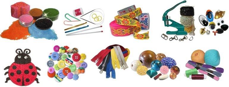 товары для творчества рукоделия и хобби в Запорожье