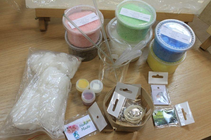 товары для изготовления свечей в Запорожье