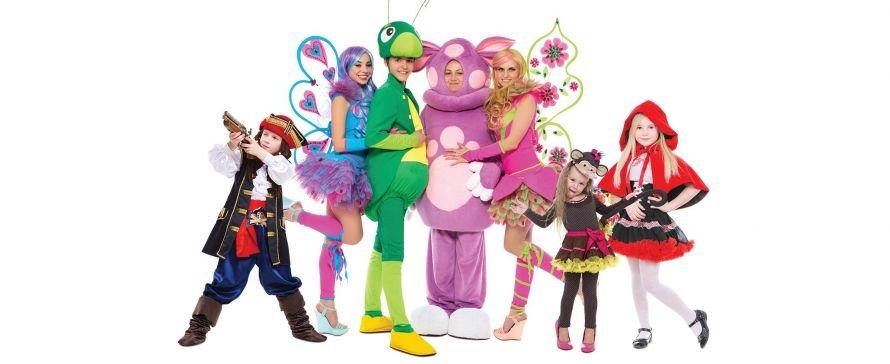 новогодние костюмы в Запорожье