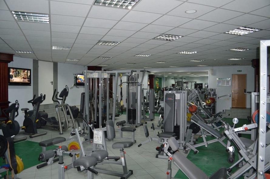 тренажерний зал