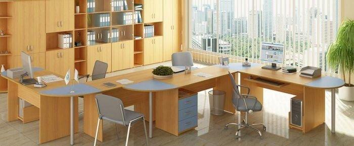 офисная мебель, мебель на заказ