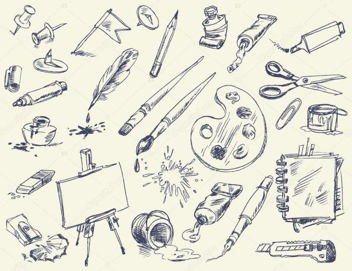 depositphotos_16834495-stock-illustration-office-supplies