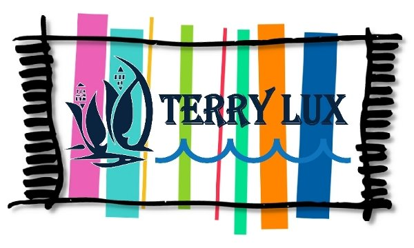 Terry Lux Logo Towel 2 - копия