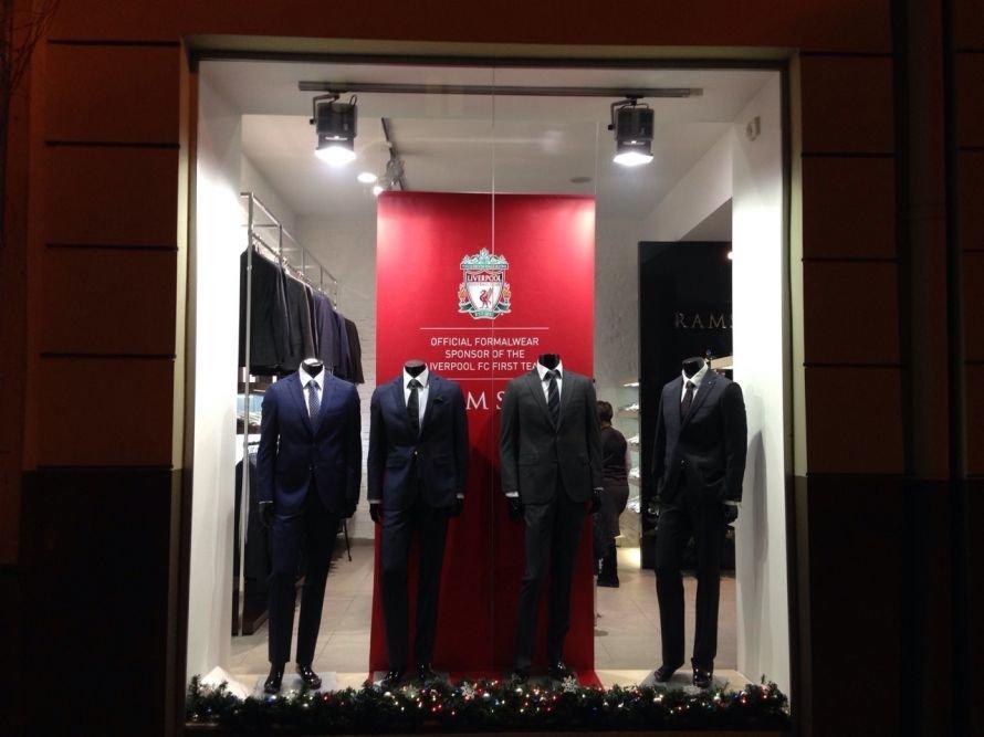 f5f3fed5164128 Магазини брендового чоловічого одягу «Ramsey» на 032.ua