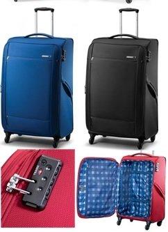 Carlton валізи