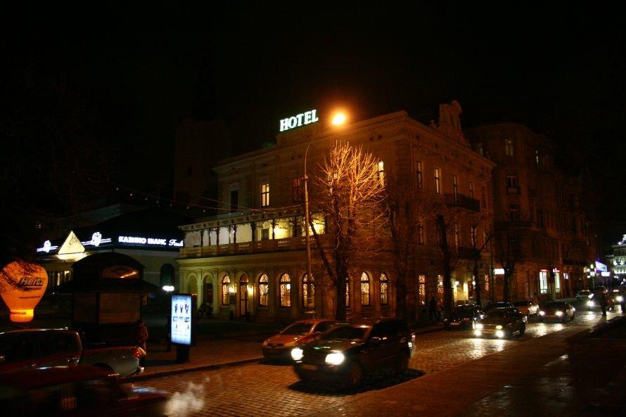 нічний готель