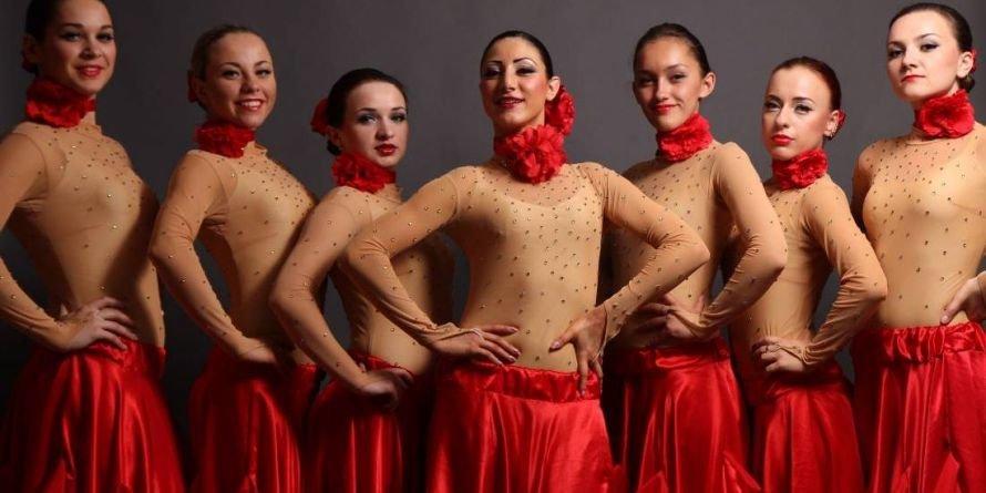 едельвейс танці львів