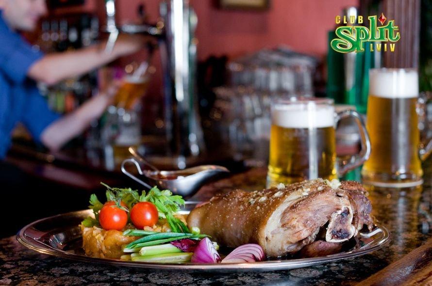 restaurant lviv