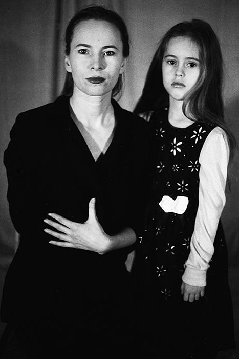 Yanina with daughter 10