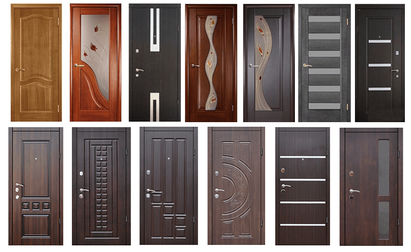 межкомнатные, входные двери в Чернигове (более 100 выставочных образцов от украинских, белорусских, российских производителей)