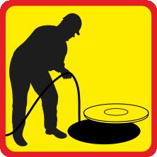 9113 каналізація чищення в вирообничих приміщеннях