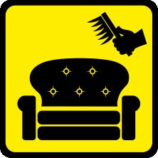 7211 диван чищення