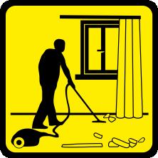 7105 квартира прибирання після ремонту