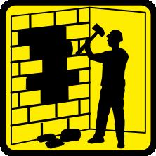 8104 стіна розбивання