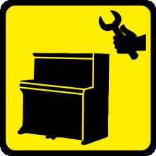 6616 піаніно ремонт