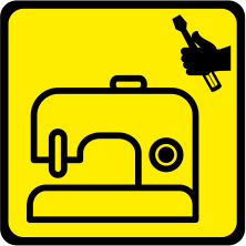 6403 швейна машинка настроювання