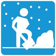 1310 Прибирання снігу
