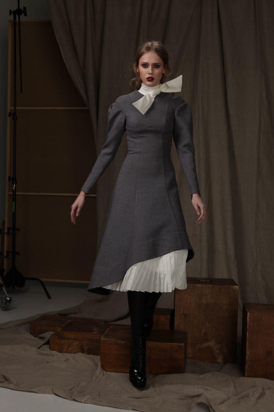платье  100%шерсть,100% шелк